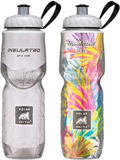Polar Bottle Insulated Water Bottle, Two Pack - 24 Ounces