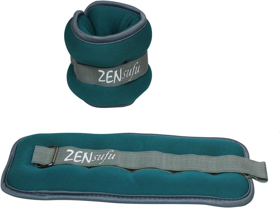 Zensufu-Wrist---Ankle-Adjustable-Weights---Pair-Set