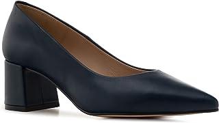 AM293 Chaussures /à Talons Fins Talons Aiguilles de Couleur Noire Chaussures tr/ès Confortables Andres Machado Chaussures /à Talons Hauts pour Femmes /à Talons Fins Tailles du 32 au 45