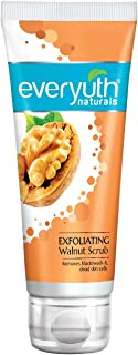 Everyuth Naturals Exfoliating Walnut Scrub, 200gm, Tube