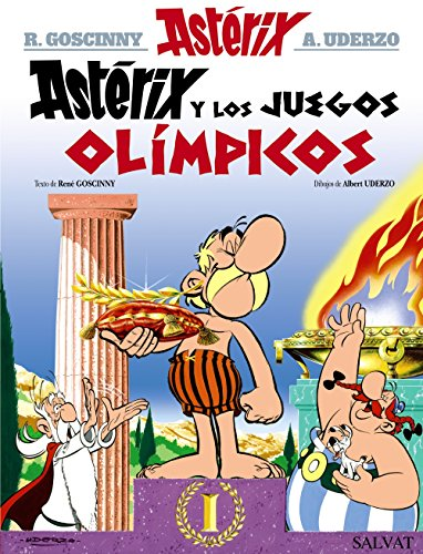 Astérix y los Juegos Olímpicos: Asterix y los juegos olimpicos