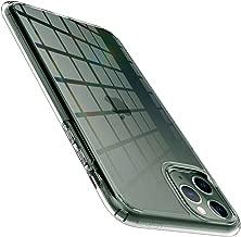 Spigen Ultra Hybrid, Super Clear Hard PC Back, Designed for iPhone 11 Pro Case (2019) - Crystal Clear