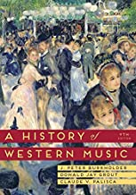 history of western music 9th edition