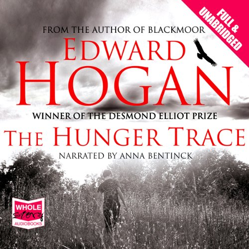 The Hunger Trace audiobook cover art