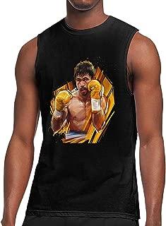 Manny Pacquiao Boxing Champion Mens T Shirts