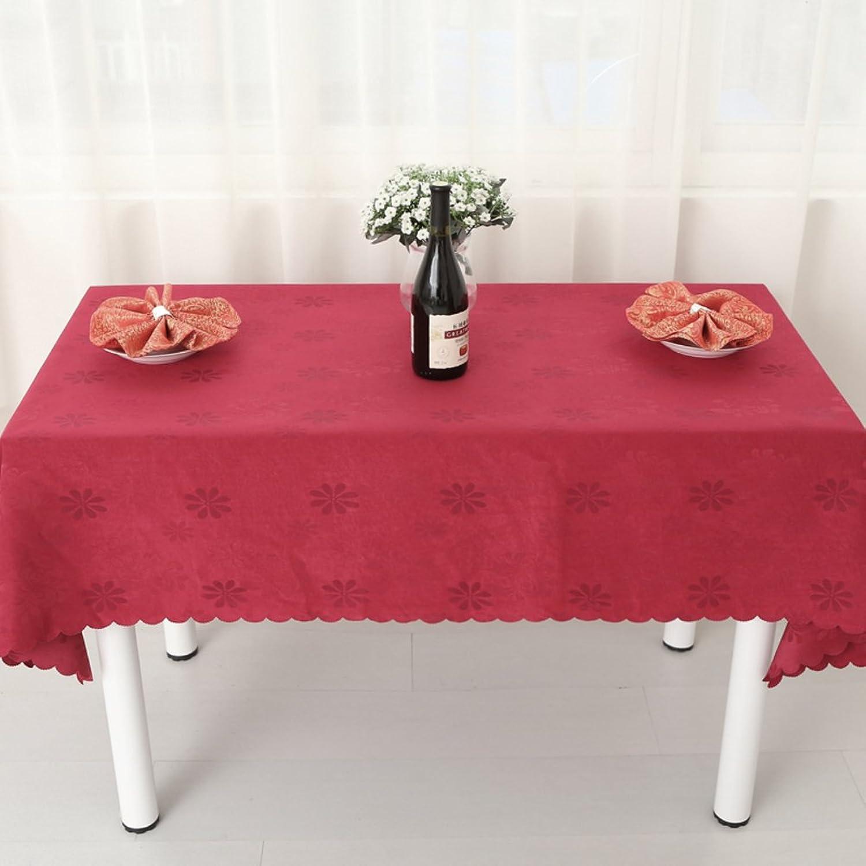 Tablecloths DE Hotel runder Tisch Tuch europäischer pastoral westlicher Stil tischtuch,Fabric Hotel Tisch Cloth tischtuch-A Durchmesser380cm(150inch) B07D91TS3W Kaufen Sie beruhigt und glücklich spielen      Bestellung willkommen