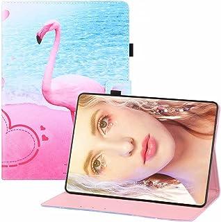 CRABOT Compatibel met Huawei T5-10 Tablet Case Flip Portemonnee Lederen Volledige Bescherming Shockproof Anti-Kras Kaartsl...