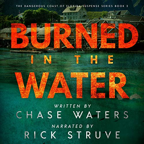 Burned in the Water audiobook cover art