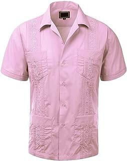 Zennyo Label Guayabera Short Sleeve Shirt