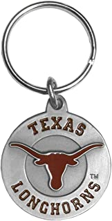 NCAA Carved Metal Key Chain