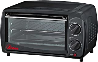 Ardes 6210 - Horno (9L, 700W, Eléctrico, Independiente, Negro, Color blanco, Giratorio)