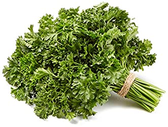 Organic Parsley, One Bunch