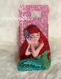 3D Disney Princess little mermaid Ariel Samsung Galaxy