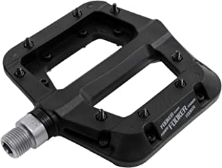 """Best FOOKER MTB Pedals Mountain Bike Pedals 3 Bearing Non-Slip Lightweight Nylon Fiber Bicycle Platform Pedals for BMX MTB 9/16"""" Review"""