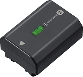 Sony NP-FZ100 accu (InfoLITHIUM-accu Z-serie, 7,2V/16,4Wh (2280 mAh), compatibel met Sony Alpha 9,Alpha 7RM4, Alpha 7RM3, ...