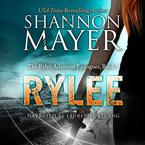 Rylee audiobook cover art