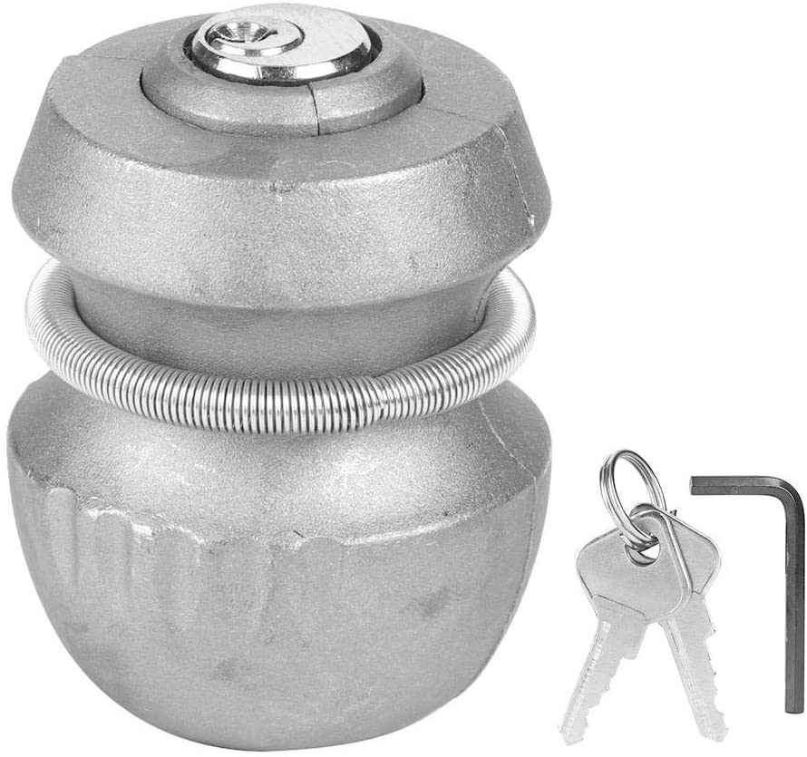 Yctze Ranking TOP2 Trailer Lock Alloy Hitch Tow Coupling Ball Memphis Mall S