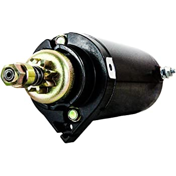 Starter replaces Mercury Marine 50-65436 50-66015 50-893891 NEW 5708