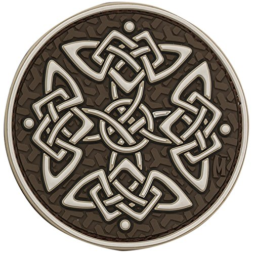 Maxpedition Celtic Cross Patch, Arid