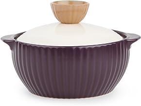 Neoflam Kiesel 1QT Stovetop Ceramic Cookware Medium Purple 52603