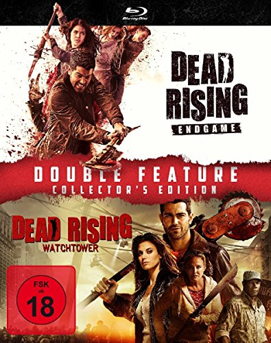Dead Rising - Double Feature Collector s Edition - Uncut [Alemania] [Blu-ray]