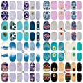 Full Nail Wraps Stickers for Women