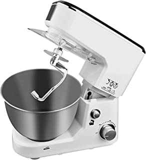 Multifunctional Automatic Chef Machine,Kitchen Robot with Planetary Rotation and Thorough Mixing,5L,Kneading Machine and D...