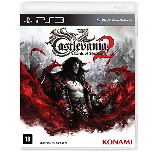 Jogo Castlevania Lords Of Shadow 2 - PS3