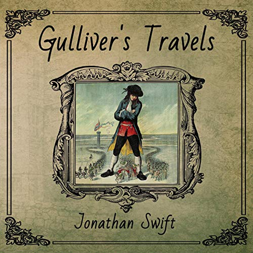 『Gulliver's Travels』のカバーアート