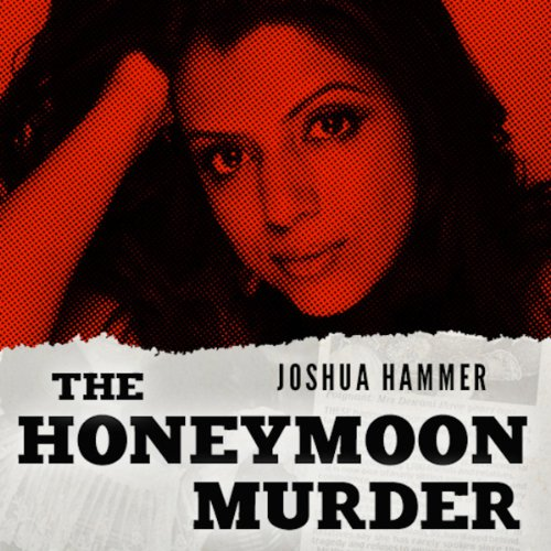 The Honeymoon Murder audiobook cover art
