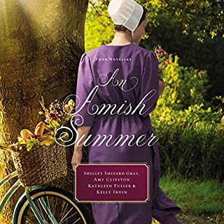 An Amish Reunion     Four Stories              By:                                                                                                                                 Amy Clipston,                                                                                        Beth Wiseman,                                                                                        Kathleen Fuller,                   and others                          Narrated by:                                                                                                                                 Lauren Berst                      Length: 8 hrs and 53 mins     Not rated yet     Overall 0.0