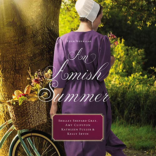 Couverture de An Amish Summer