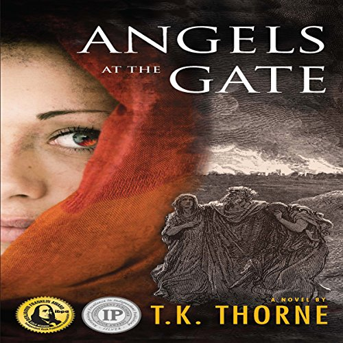Angels at the Gate audiobook cover art