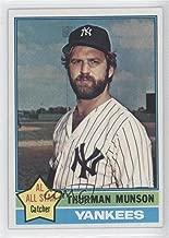 Thurman Munson (Baseball Card) 1976 Topps - [Base] #650