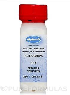 Hylands Ruta Graveolens 250 Tablets