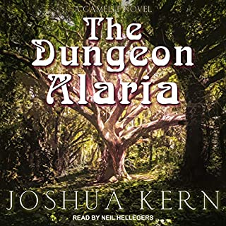 The Dungeon Alaria: A Gamelit Novel cover art