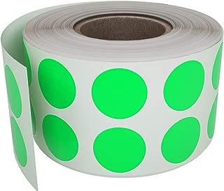 1000/colorato DOT adesivi 8/mm etichette autoadesive macchie rotondo colore Sticky DOT Paper rosa