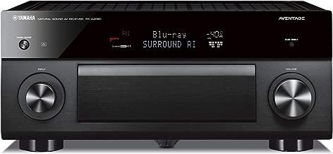 Yamaha RXA2080 9.2-Channel AV Receiver - Black (Renewed)