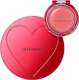 INTEGRATE(インテグレート) 水ジェリークラッシュ 特製チークセット 2 ファンデーション 1 明るめの自然な肌色 18g+1.3g