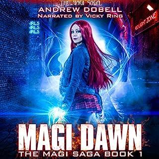 Magi Dawn Titelbild