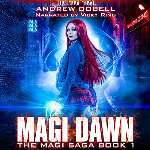Magi Dawn     The Magi Saga, Book 1              By:                                                                                                                                 Andrew Dobell                               Narrated by:                                                                                                                                 Vicky Ring                      Length: 7 hrs and 9 mins     4 ratings     Overall 4.0