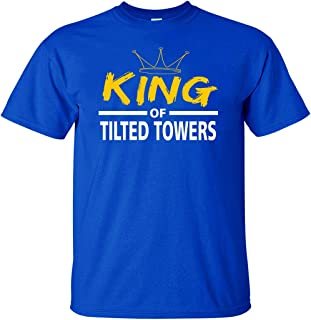 Tilted King of The Towers Youth T-Shirt