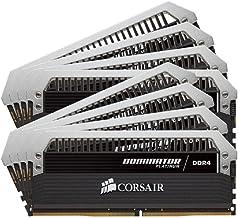 Corsair Dominator Platinum 128GB (8x16GB) DDR4 3200MHz C16 Desktop Memory