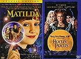 Matilda & Hocus Pocus Halloween Magic Double Feature Creepy witches family fun