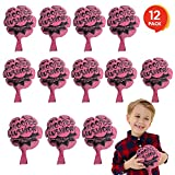 ArtCreativity 6 Inch Mini Fart Whoopee Cushions - Set of 12 - Fun Whoopee Noise Makers for Kids and Adults - 100% Non-Toxic Prank Toy - Novelty Gag Joke Gift - Birthday Party Favors for Boys and Girls