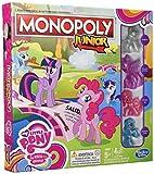 Monopoly Hasbro - Juego de Mesa Junior, Edición My Little Pony (B8417105)