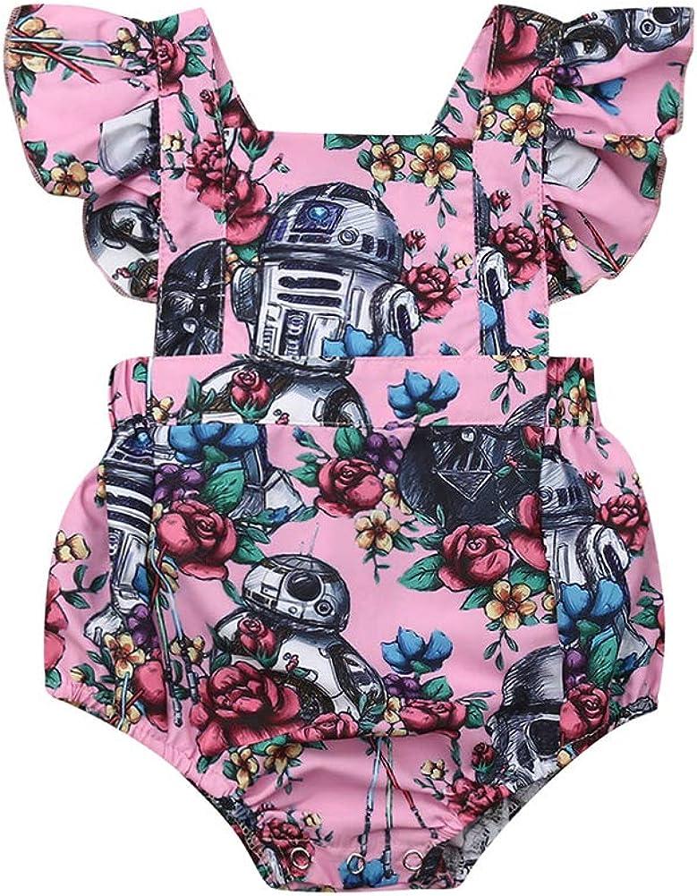 Baby Classic Girl Dress Newborn Romper Floral 5 ☆ popular Princess Tutu Ruffle