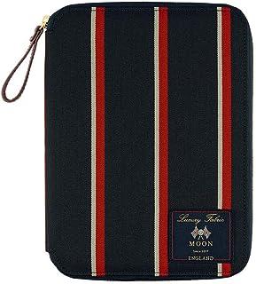 Hobonichi Techo Cousin Book & Cover Set [Japanese/A5/Apr 2021 Start] Abraham Moon & Sons: Blazer Stripes (Red x Navy)