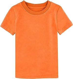 Camiseta para Bebé Niños Niñas 100% Algodón