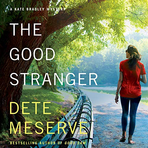 The Good Stranger audiobook cover art